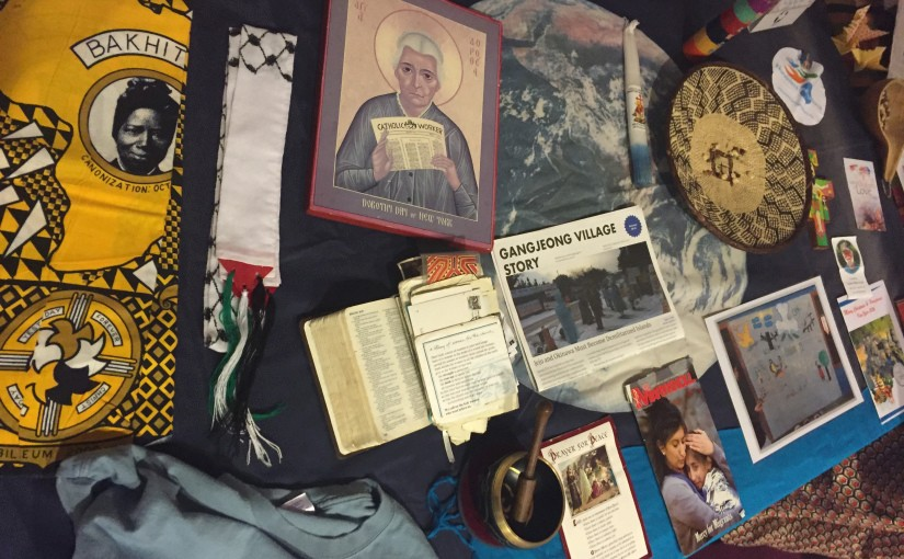World Day of Peace 2017:  suggested tools for the celebration from Pax Christi