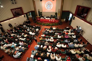 Assemblea Generale di Caritas Internationalis: Human Development in a changing Environment