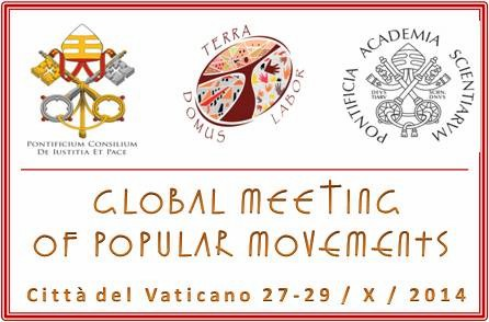World Meeting of Popular Movements (Rome, 27-29 October 2014)