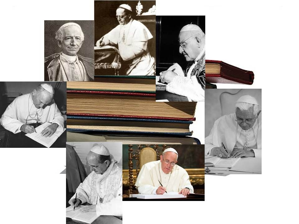Social Encyclical Letters